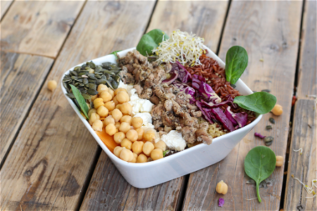 Foto Power Buddha bowl